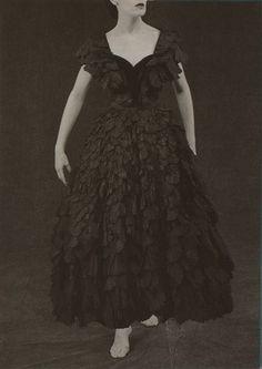 Christian Dior, Autumn Winter 1949-1950.