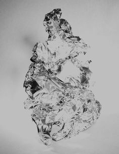 Foil art? Photograph!