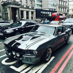Eleanor Shelby cobra mustang GT 500 - My list of the best classic cars Shelby Gt500, Shelby Mustang, Ford Mustang Coupe, Mustang Cobra, Ford Gt, Ac Cobra, Mustang Fastback, Ford Mustangs, Audi Autos
