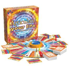 Drumond Park Articulate Your Life Game Sister to the classic Articulate Game, The Articulate Your Life Game is a whole new description game with enhanced game play, new categories and an electronic random timer that adds to its anyone-can- http://www.MightGet.com/may-2017-1/drumond-park-articulate-your-life-game.asp