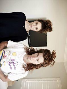 Arielle Vandenberg and Shaun White