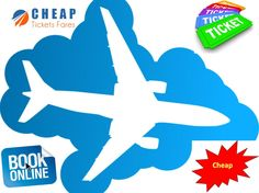 Get the cheapest tickets in international flights to all over.