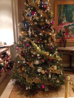 Christmas three at Grand Waliea Resort Hawaii