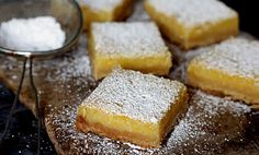 Bars David Lebovitz's Whole Lemon Bars. Made these last night and they are so, so good!David Lebovitz's Whole Lemon Bars. Made these last night and they are so, so good! Just Desserts, Dessert Recipes, Bar Recipes, Lemon Bars, So Little Time, The Best, Food Processor Recipes, Sweet Tooth, Bakery