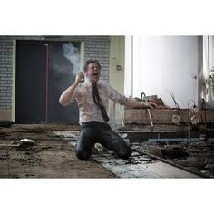 Tom Hiddleston as Laing in Ben Wheatley's High-Rise 2015