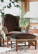 bob timberlake furniture | Below are some examples of the new furniture introductions seen at the ... Farmhouse Furniture, New Furniture, Living Room Furniture, Furniture Ideas, Rustic Modern, Modern Farmhouse, French Country Decorating, Log Homes, Cleaning Tips