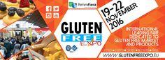Gluten Free Expo: Rimini 19-22 novembre