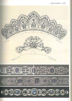 Book of Kochert - Imperial Jewellers in Vienna - Jewellery Designs 1810-1940 image 5
