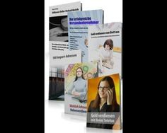 TOP eBooks107 in Deutsch +SUPER BONUS+ Tools-Paket für Reseller