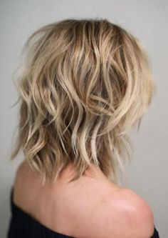 Medium Hairstyles and Haircuts for Shoulder Length Hair in 2018 — TRHs