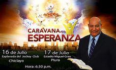 Spota radial de la Caravana de la Esperanza 2013