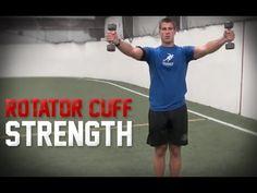 Baseball Drills | Shoulder Strength | Rotator Cuff-- 'JOBS'