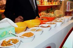 Yummy snacks :) #GulFood #Choithrams #2013