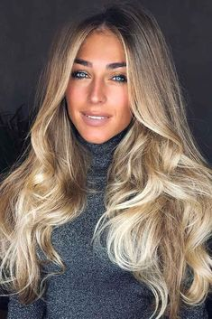 Are you familiar with a balayage blond technique? We have collected latest ideas just for you!#balayage#balayageblonde