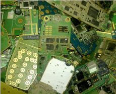 Recover Gold From Computer Parts | Extract Gold From Motherboards