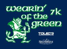 Plan for 2016. The Revenge of the Leprechauns! A flat and fast 7K ( 4.34 Miles) race at Maumee Bay State Park on the shores of Lake Erie. Also a 1K (0.6 Mile) Kids race. Overall and Age group (at least 5 deep) awards along with great cookies!