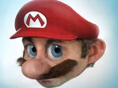 Mario Bros en la vida real