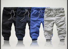2PC/Sets-sport suit sets!Unisex suit set men sportswear short sleeve Hoodies long pants sports suits cotton jacket+Pants set men