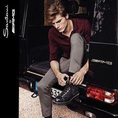 #Santoni и #AMG - это союз двух компаний,предельно внимательных к деталям,результатом которого стала велико лепная коллекция обуви. Ждем Вас в #Аргесто ! #santonishoes #amg #argesto #shoes #brand #tagforlike #follow #instagood #mercedesbenz #mercedes #benz #boutique