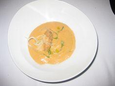 Lobster soup @ Avenue Lisbon