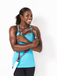 Open update: Veteran tennis players James Blake and Venus Williams have been knocked out, while Sloane Stephens eased her way into the third round after only 58 minutes of play. Tennis Stars, Donate A Photo, American Tennis Players, Sloane Stephens, Tennis Rules, Steffi Graf, How To Play Tennis, Tennis Online, James Blake