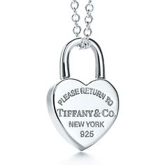 My favorite Tiffany necklace