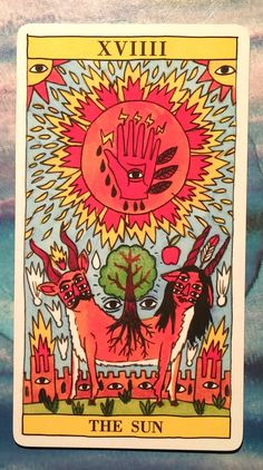 tarot del fuego - If you love Tarot, visit me at www.WhiteRabbitTarot.com