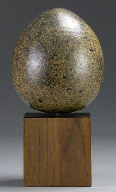 Harrison McIntosh Glazed Pottery Sculpture