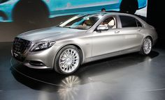 2016 Mercedes-Maybach S600: Galactus, Your Chariot Awaits