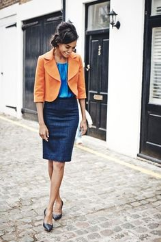 You may dread going into work on such a bright Spring day, wearing these trendy and cute Spring work outfits will make walking into that building each day a little ... Read More
