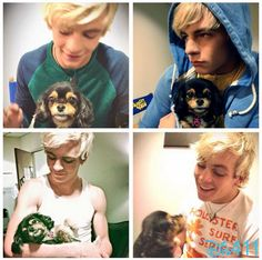 Photo: Pixie Wished Ross Lynch A Happy Birthday December 29, 2013