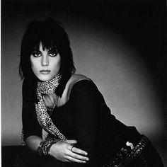 Joan Jett. My favorite photo of her. Beautiful and Badass!