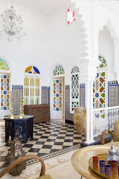 This Coastal Moroccan Home Is the Getaway Of Your Dreams...no 4