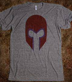 Badass Magneto t-shirt!