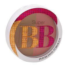 Physician's Formula, Inc., Super BB, All-in-1 Beauty Balm, Bronzer & Blush, SPF 30, Light/Medium, 0.29 oz, 8.4 g - iHerb.com