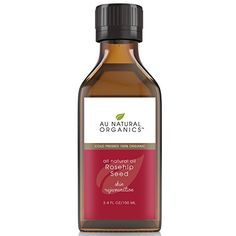 Au Natural Organics Rosehip Oil 100ml  34oz *** Learn more by visiting the image link.