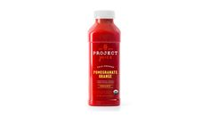 """Our #fallfavorite Pomegranate Orange takes the number 1 spot on Well and Good's list of """"7 Healthy Juices that taste like Fall in a bottle!"""" Have you tried it yet?!"""