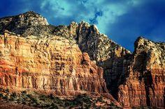 Mountains in Sedona, AZ.