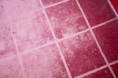 DIY No-Scrub Grout Cleaner