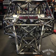 Amazing fabrication done by the boys over at @camburgracing  #WelderNation
