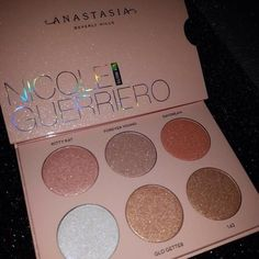Anastasia Nicole Guerriero palette love it!