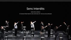 Sens Interdits - International Theatre Festival - 2015 edition