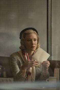 Cate as Carol Aird