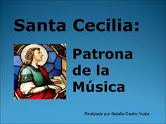 Vida de Santa cecilia by josezarra via slideshare
