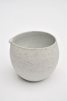 sue paraskeva speckled grey jug