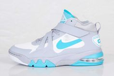 NIKE AIR FORCE MAX CB 2 HYPERFUSE (WOLFGREY)