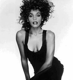 Whitney Houston, what a sad end
