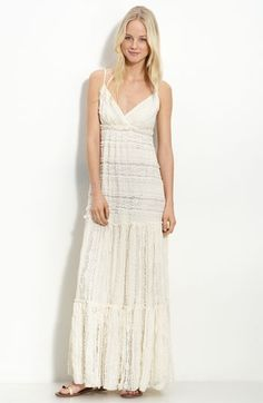 Willow & Clay Lace Maxi Dress | Nordstrom - StyleSays