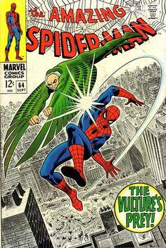 The Amazing Spider-Man (Vol. 1) 064 (1968/09)