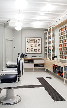 1 | Can This Barbershop Become The Warby Parker Of Shaving? | Co.Design | business + design